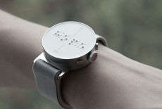 Dot: Chiếc đồng hồ thông minh độc đáo cho người khiếm thị