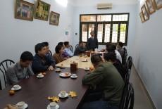 Chi Hội Trung ương Hội Người mù Việt Nam tổ chức Hội nghị tổng kết hoạt động năm 2019 và triển khai nhiệm vụ năm 2020