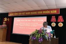 Buổi nói chuyện chuyên đề về 'Học tập và làm theo tư tưởng, đạo đức, phong cách Hồ Chí Minh.