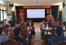 Lễ bế giảng lớp Kỹ thuật viên Xoa bóp bấm huyệt cổ truyền khóa 81