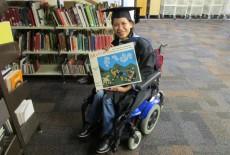 """Khi người khuyết tật giúp nhau """"cần câu thay vì con cá"""""""